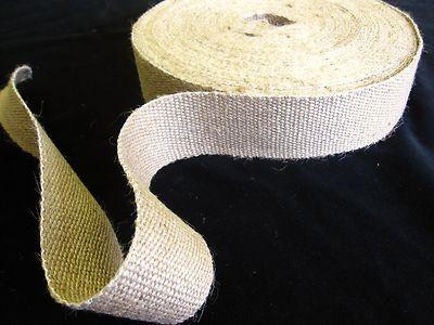 1 Reel Of STRONG Jute Upholstery Webbing Seat Seating Tape